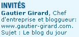 Interview de Gautier Girard sur Europe 1 :