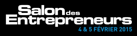 Salon des Entrepreneurs à Paris en 2015