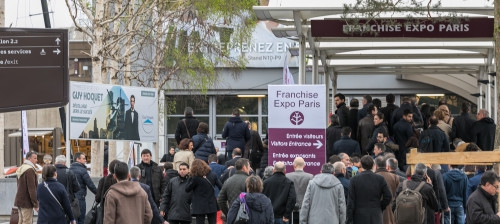 Le salon Franchise Expo Paris du 25 au 28 mars 2018